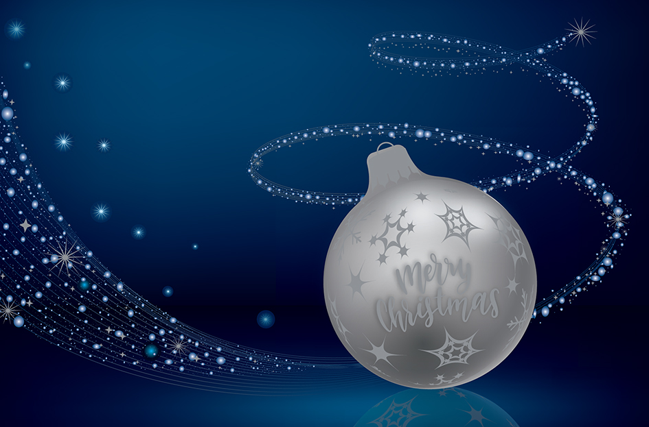 BA996 Midnight Bauble